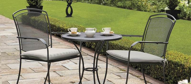 What furniture do you choose for your garden?
