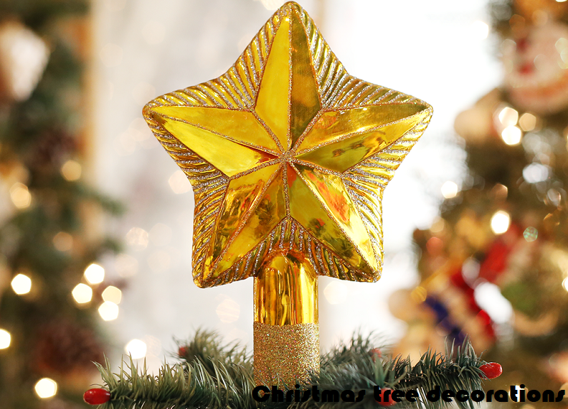 Christmas tree decorations ideas