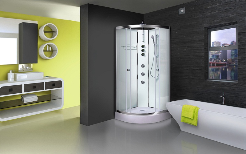 discover shower and bath