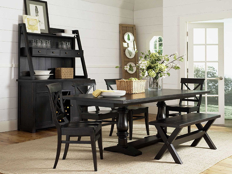 functional dining room