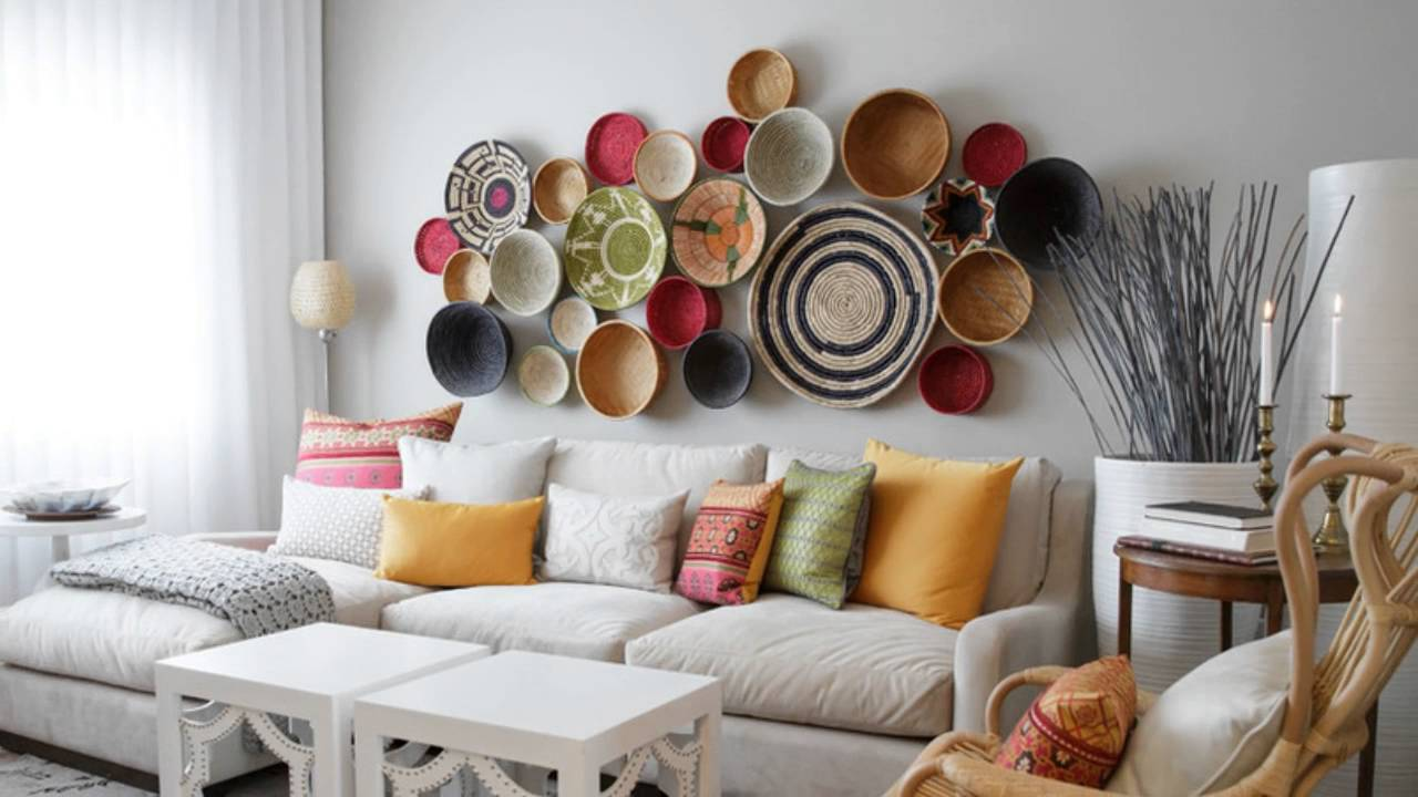 How to decor wall