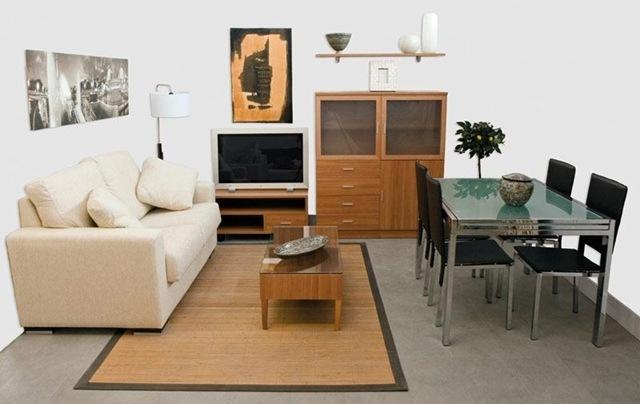 distribution of furniture