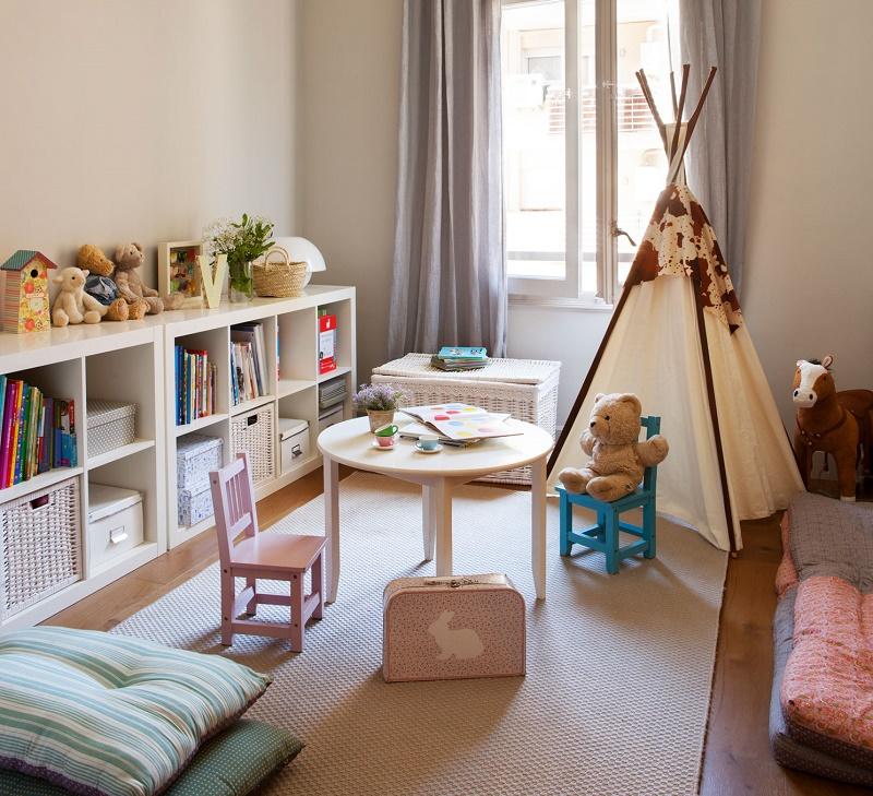 A custom room