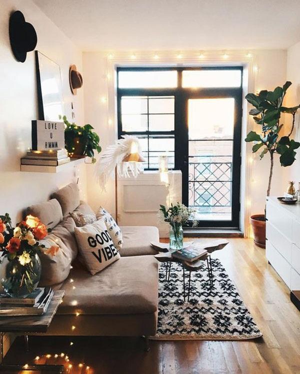 decorating small apartments