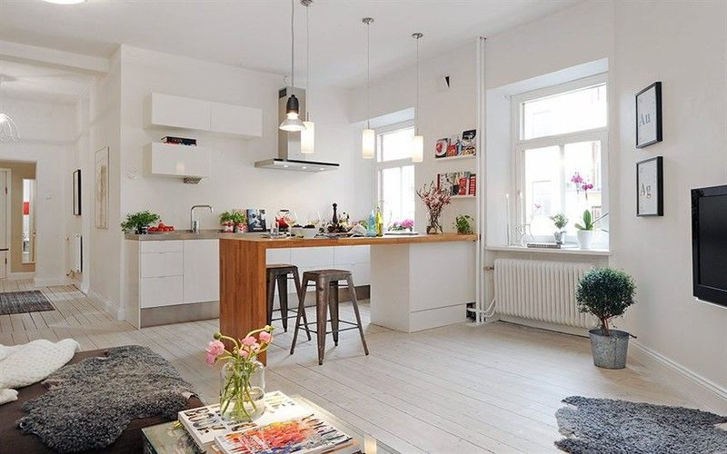 ideas for a open kitchen