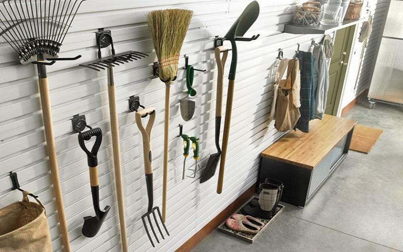 the decorate a garage idea