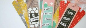 handmade bookmark ideas