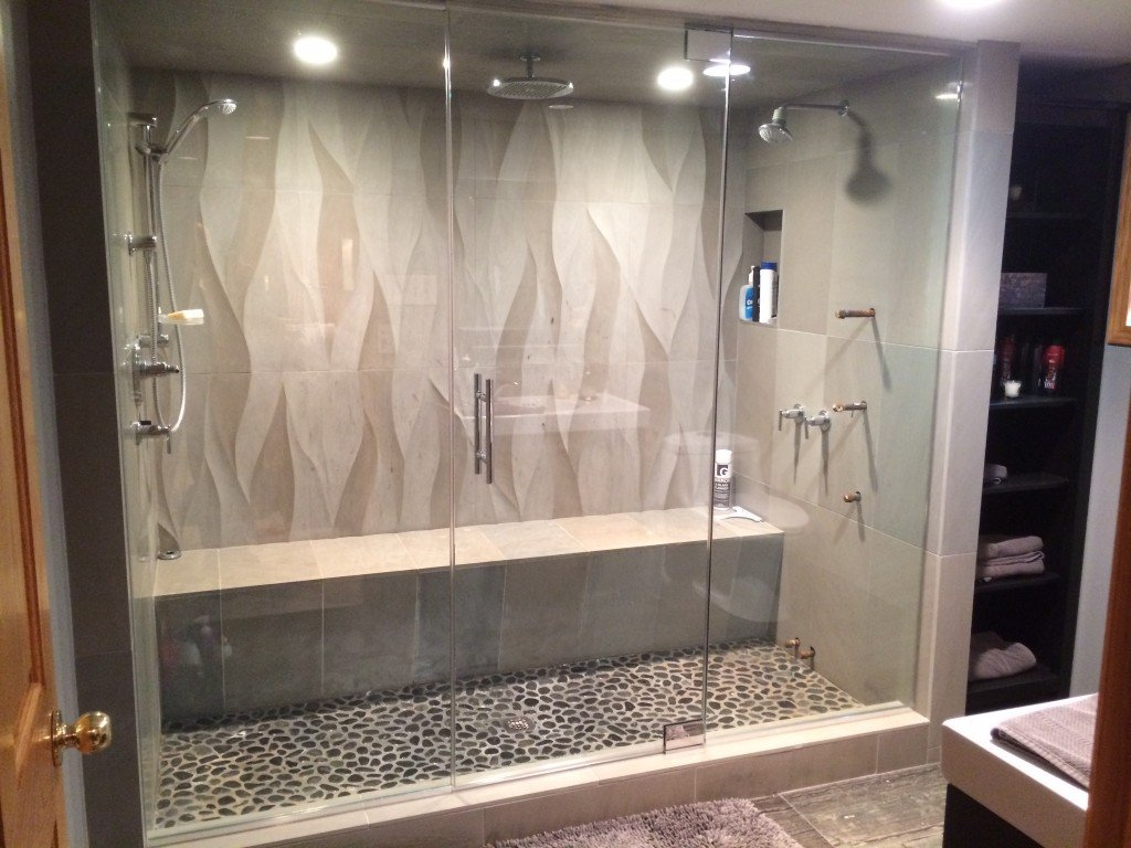 How To Build A Steam Shower Step By Step Guideline