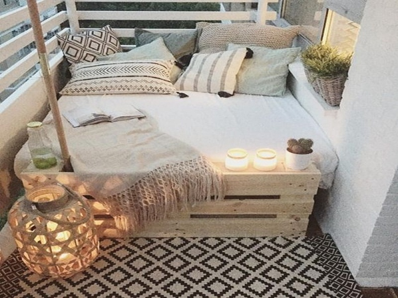 best small balcony ideas