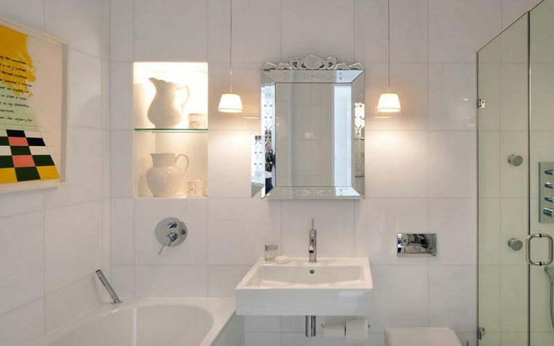 the bathroom ideas
