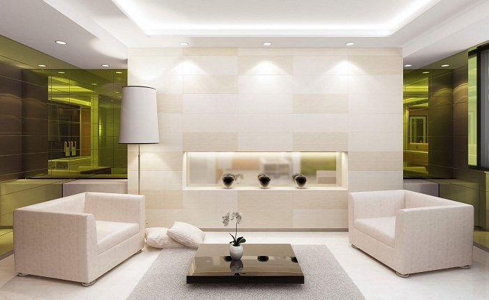 interior lighting design for living room