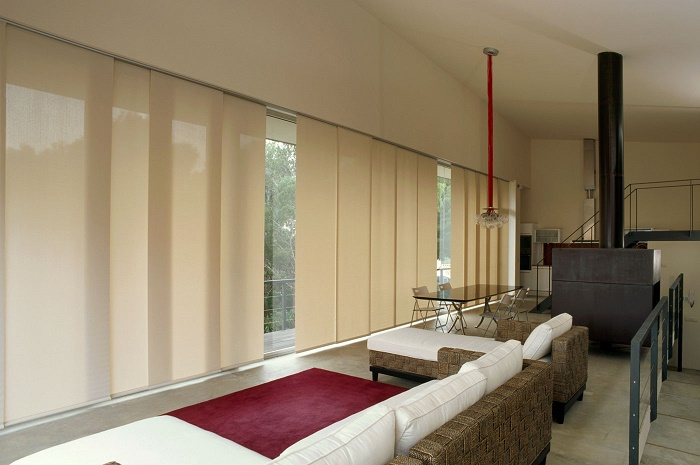 Japanese blinds