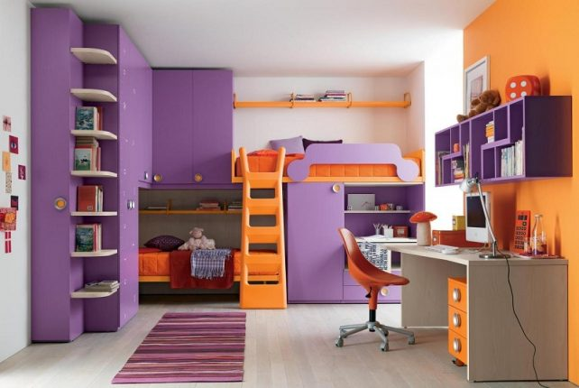 Create a complete study area for your children