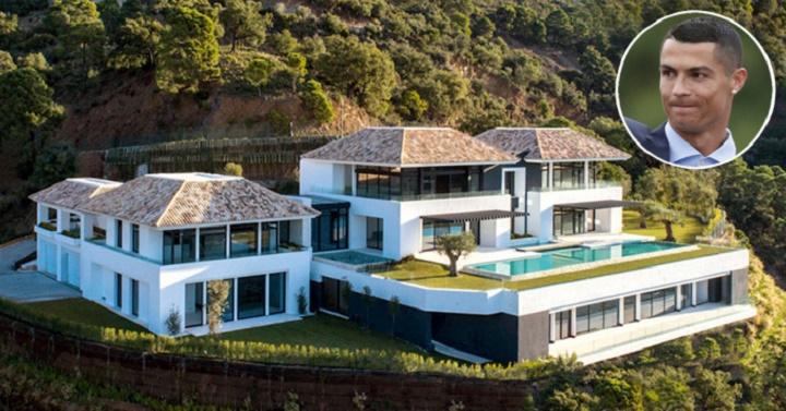 Cristiano Ronaldo Home In Portugal