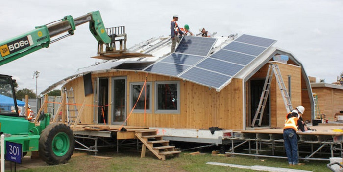 How to Put Solar Panels on a Mobile Home